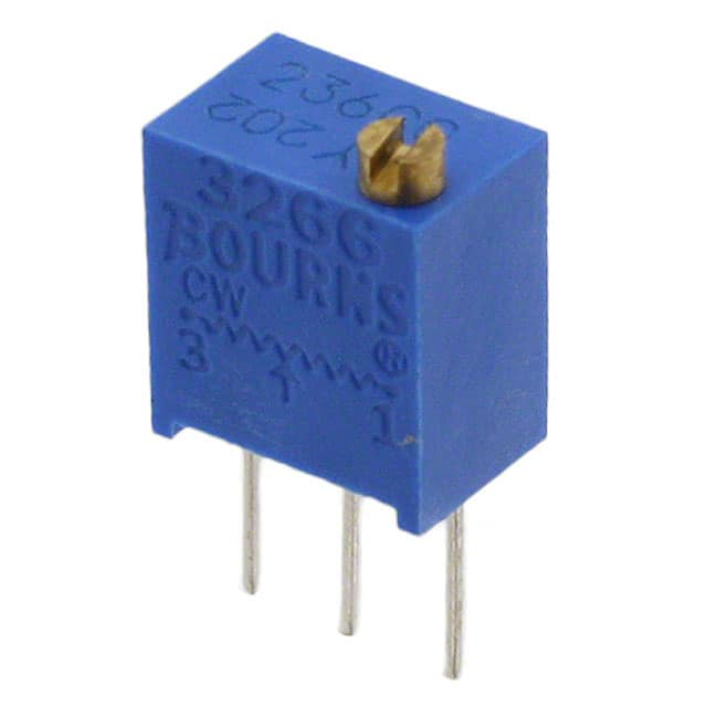 3266Y-1-203LF Bourns Inc. | 3266Y-1-203LF-ND DigiKey Electronics