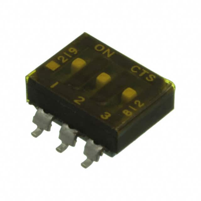 219-3LPSTR CTS Electrocomponents | CT3115DKR-ND DigiKey Electronics