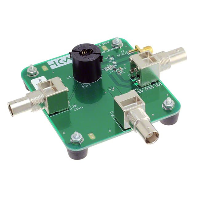 TCXO-EVAL-T BOARD Connor-Winfield | CW919-ND DigiKey Electronics