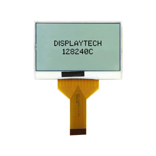 128240C FC BW-3 Displaytech | 1756-1045-ND DigiKey Electronics