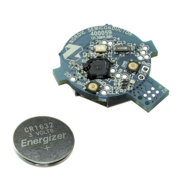 NRF51822-BEACON Nordic Semiconductor ASA | RF/IF and RFID | DigiKey