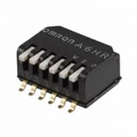 A6HR-6104 Omron Electronics Inc-EMC Div | SW1184-ND DigiKey Electronics