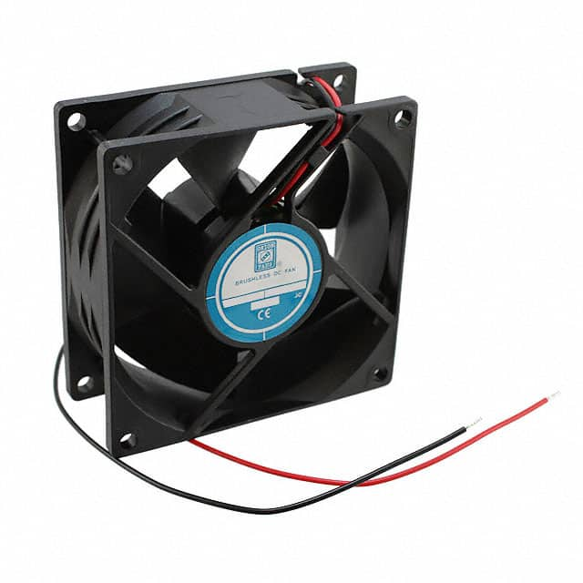 od8032 12hb orion fans fans thermal management digikey. Black Bedroom Furniture Sets. Home Design Ideas