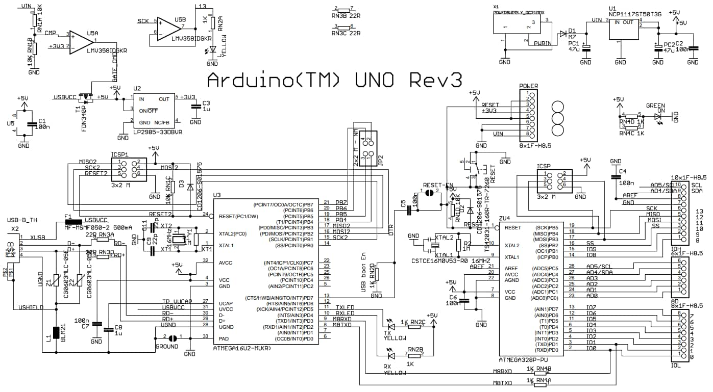 A000066: Arduino Uno R3 | DigiKey Electronics on