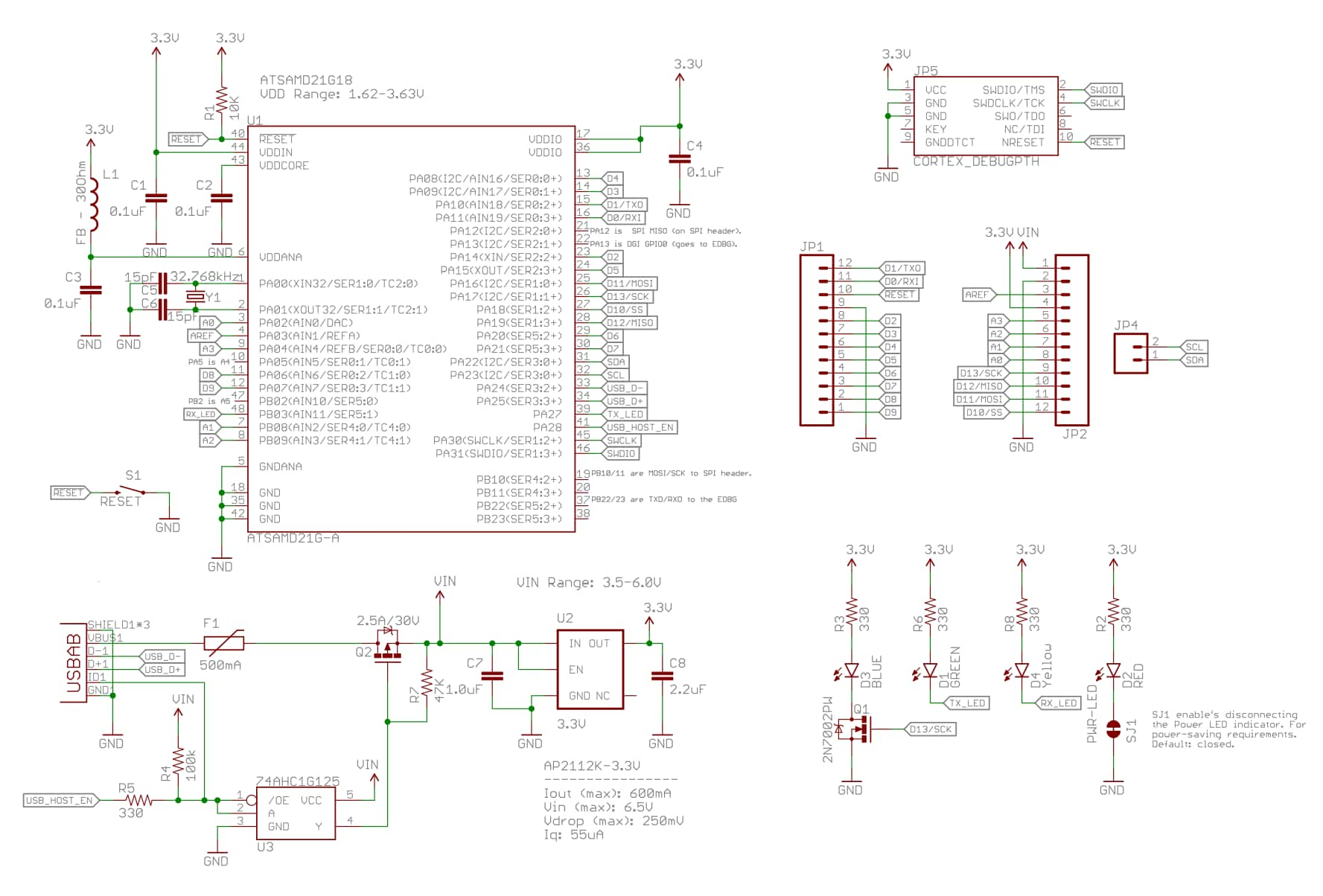 DEV-13664 - Schematic