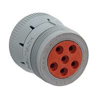 HD16-6-96S TE Connectivity Deutsch Connectors | 1734-1305-ND DigiKey Electronics