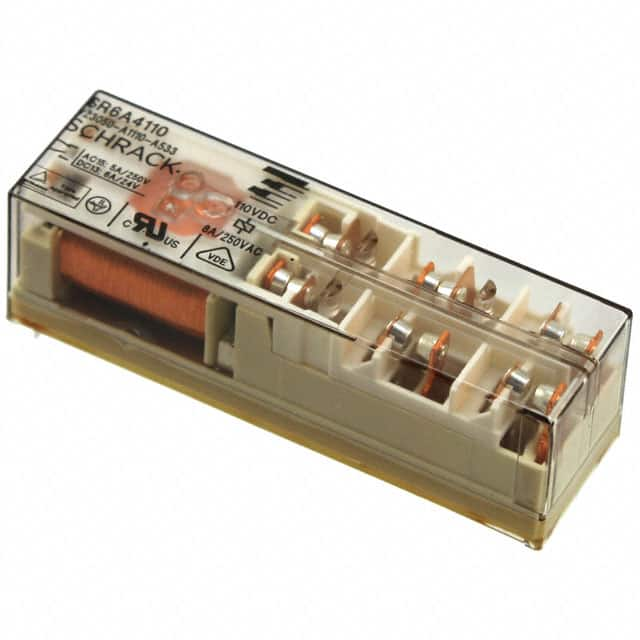 SR6B6K24 TE Connectivity Potter & Brumfield Relays | PB1313-ND DigiKey Electronics