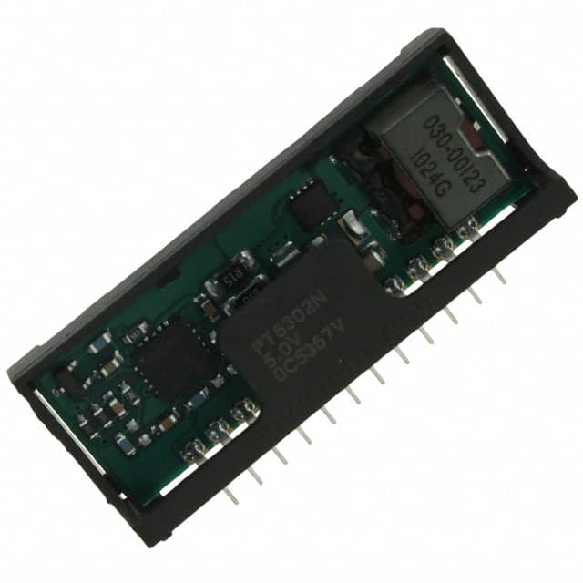 Pt6302n Texas Instruments Power Supplies Board Mount