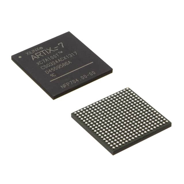 XC6SLX25T-2CSG324I Xilinx Inc. | 122-1732-ND DigiKey Electronics