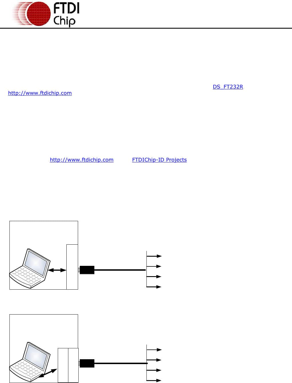 USB to RS232 Datasheet - FTDI | DigiKey Rs Access Control Wiring Diagram on
