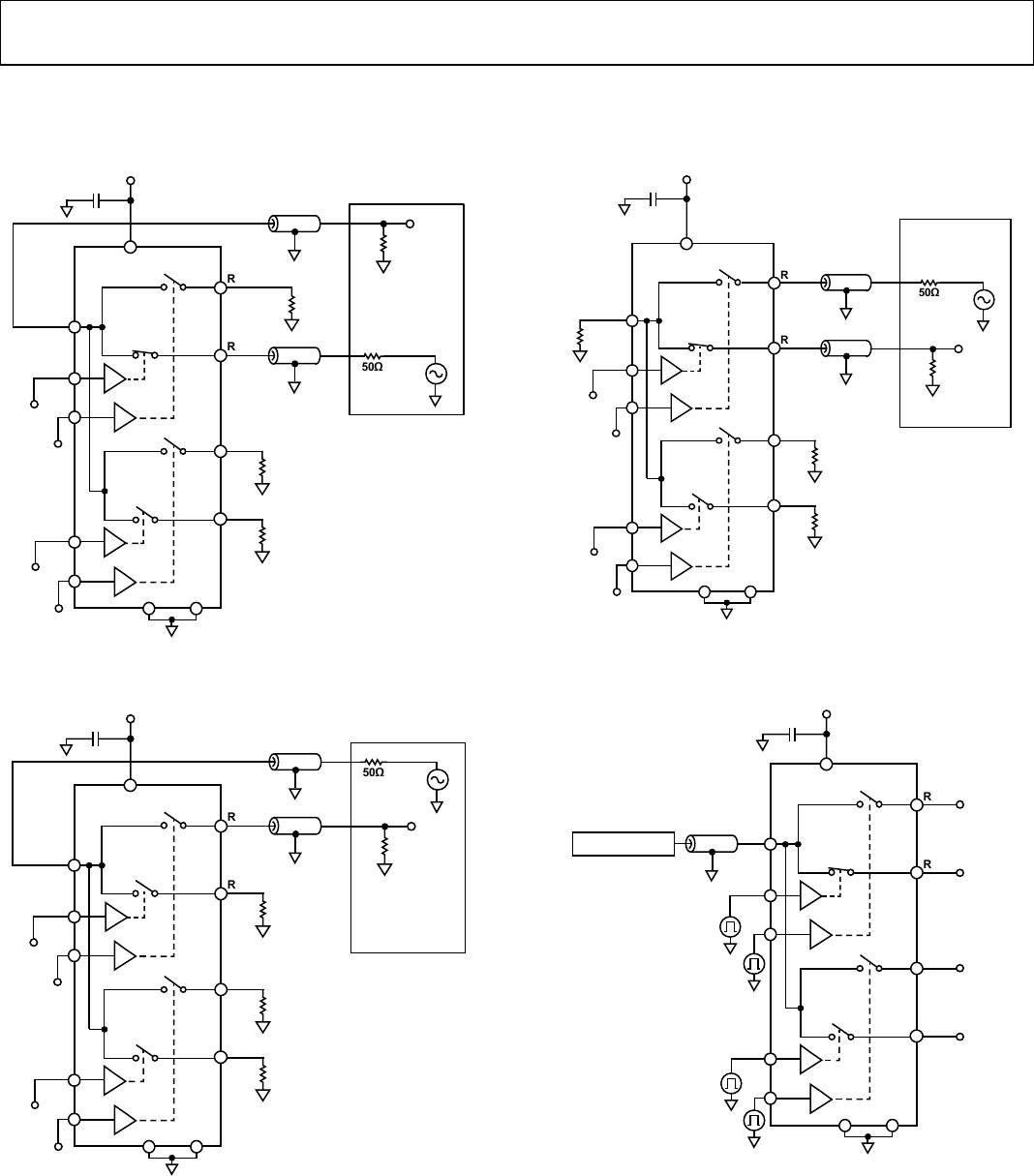 Audio Spectrum Yzer Circuit Diagram | Adgm1304 Datasheet Analog Devices Digikey