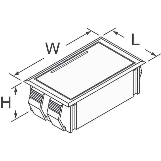 Box for Battery