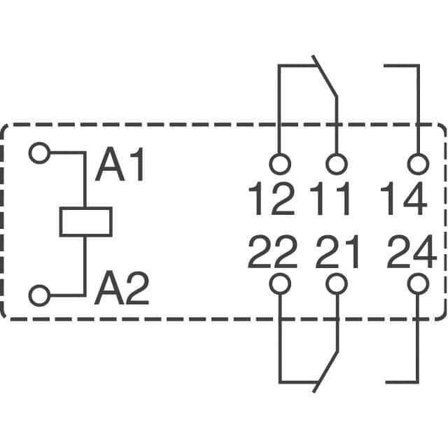 PB675_SCHEM 2FORMC v23047 a1024 a501 te connectivity potter & brumfield relays form c relay wiring diagram at mifinder.co
