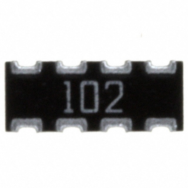 743C083102JP CTS Resistor Products | 743C083102JPCT-ND DigiKey Electronics
