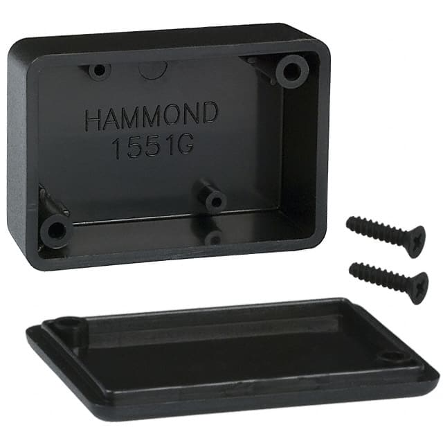 1551GBK Hammond Manufacturing | HM375-ND DigiKey Electronics