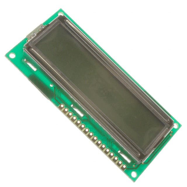 LCM-S01601DSF Lumex Opto/Components Inc. | 67-1757-ND DigiKey Electronics
