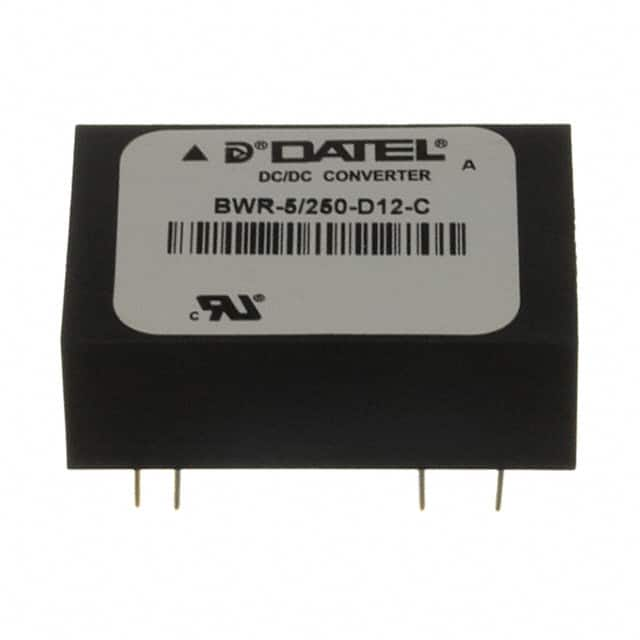 BWR-12/125-D48-C Murata Power Solutions Inc. | 811-3339-5-ND DigiKey Electronics