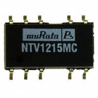 NTV1215MC Murata Power Solutions Inc. | 811-1701-5-ND DigiKey Electronics