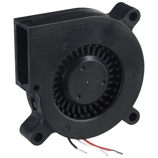BM6015-04W-B59-L00 Datasheet – FAN BLOWER 60X15MM 12VDC WIRE – NMB Technologies Corporation