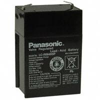 LC-R064R5P Panasonic - BSG | P141-ND DigiKey Electronics