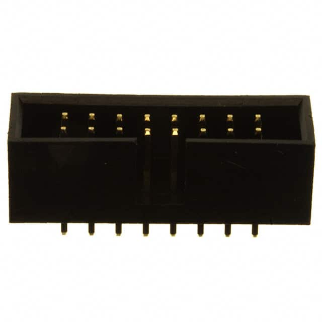 SBH11-PBPC-D08-ST-BK Sullins Connector Solutions | S9171-ND DigiKey Electronics