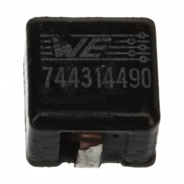 744314490 Würth Elektronik | 732-1161-1-ND DigiKey Electronics